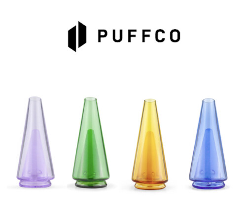 Puffco Peak Colored Replacement Glass
