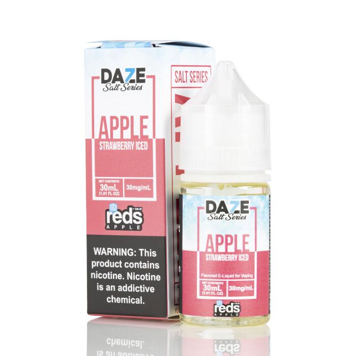 Reds Apple Strawberry Iced 30ml