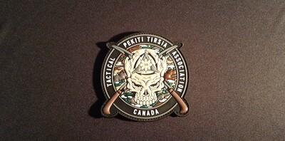 PTTA Canada Patch