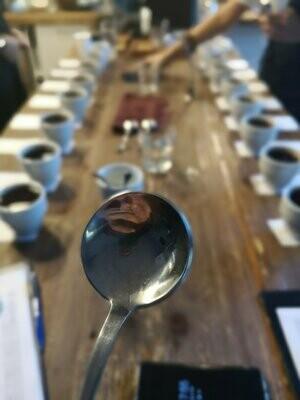 Asmeninė ypatingosios kavos degustacija