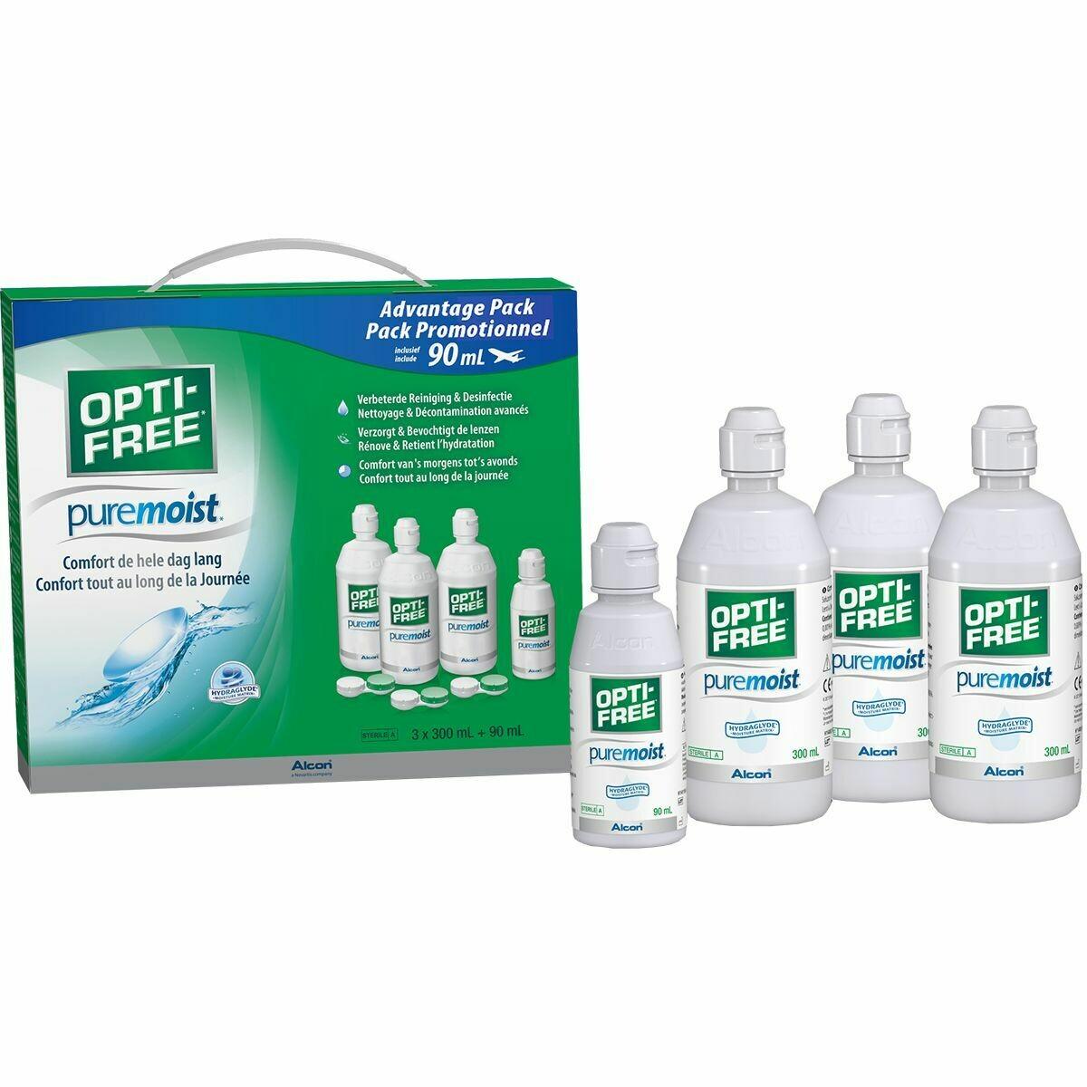 Opti-Free PureMoist voordeelpakket