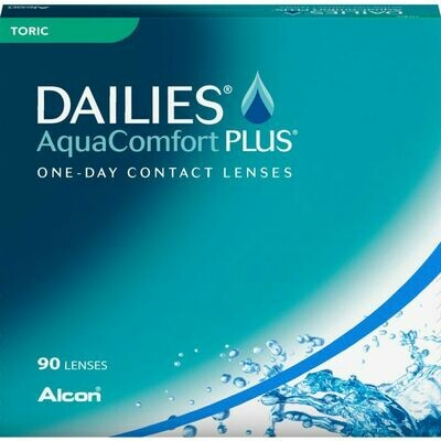 Dailies AquaComfort Plus Toric (90-pack)