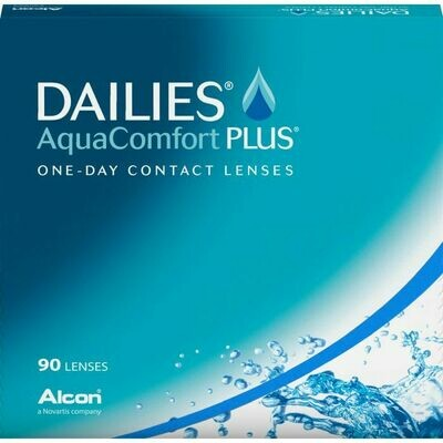 Dailies AquaComfort Plus (90-pack)
