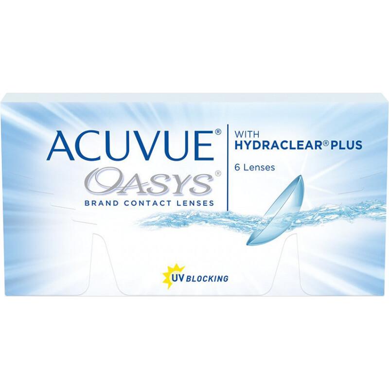 Acuvue Oasis (6-pack)