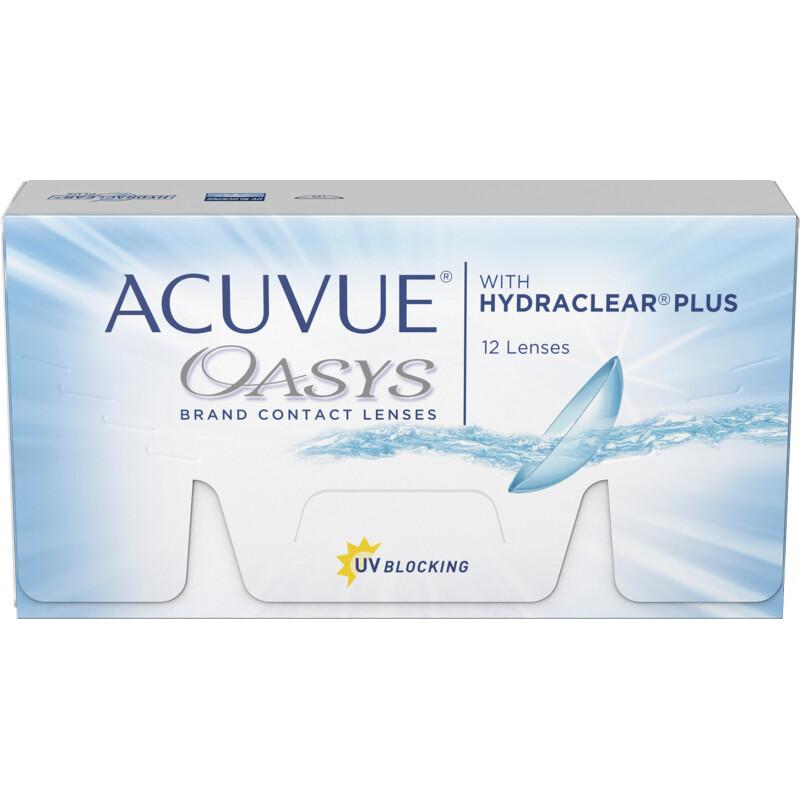 Acuvue Oasis (12-pack)