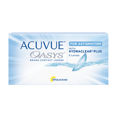 Acuvue Oasis for Astigmatism (6-pack)
