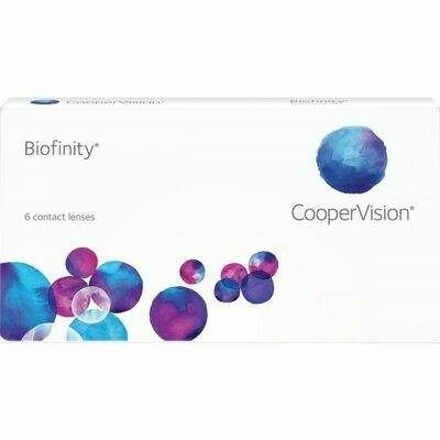 Biofinity (6-pack)