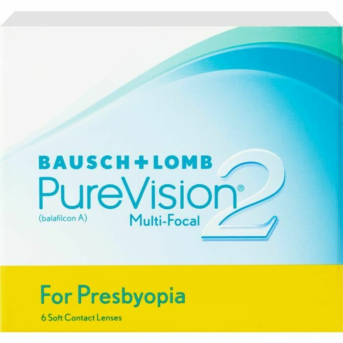 PureVision 2 for Presbyopia (6-pack)