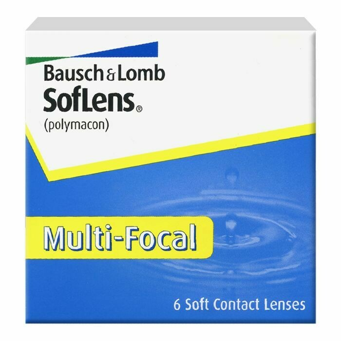 Soflens Multifocal (6-pack)