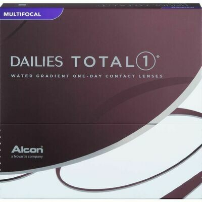 Dailies Total 1 Multifocal (90-pack)