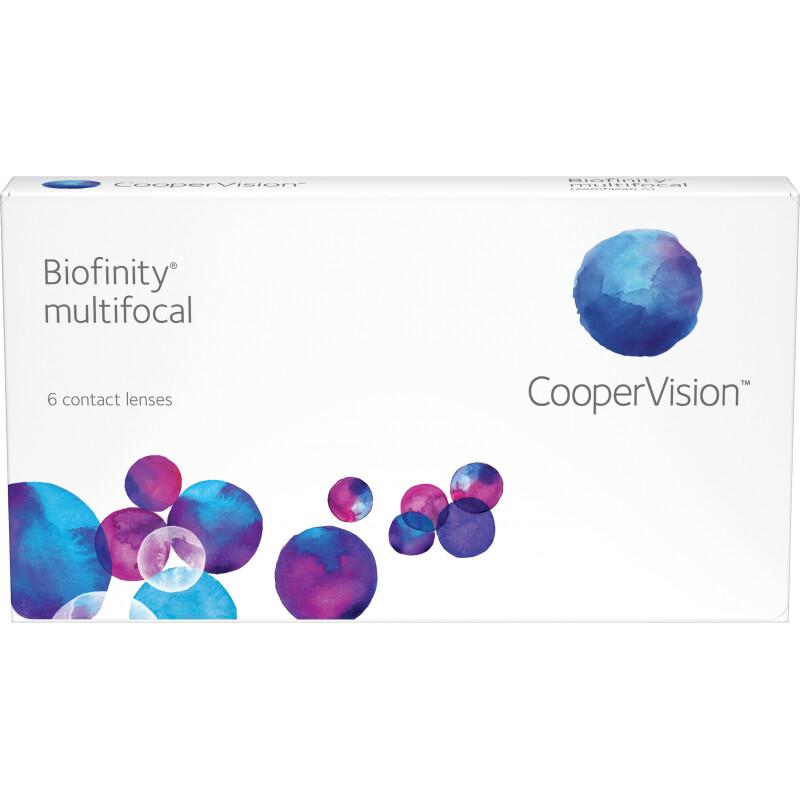 Biofinity Multifocal (6-pack)