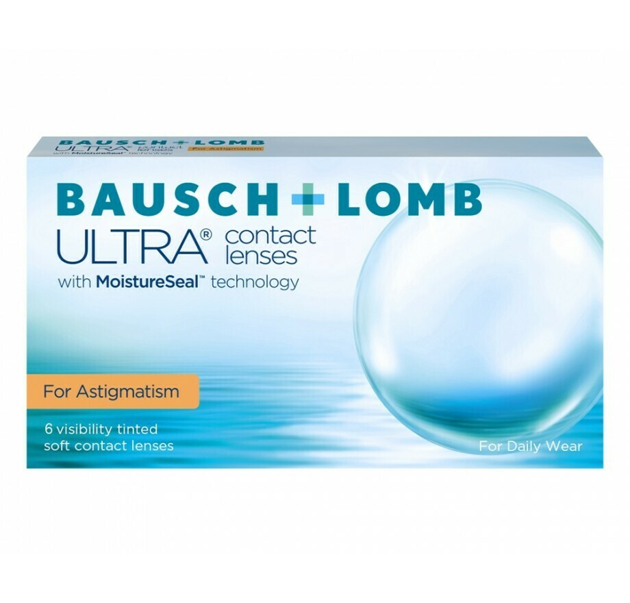 Ultra for Astigmatism (6-pack)