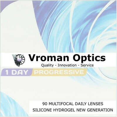 Private Label Multifocal Daily (90-pack)