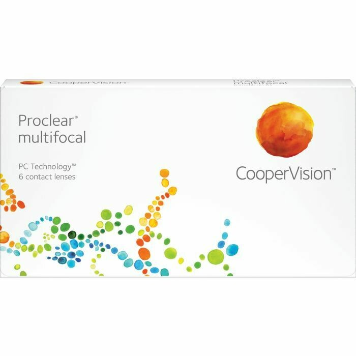 Proclear Multifocal (6-pack)
