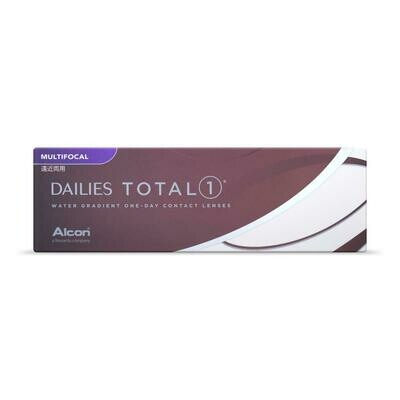 Dailies Total 1 Multifocal (30-pack)