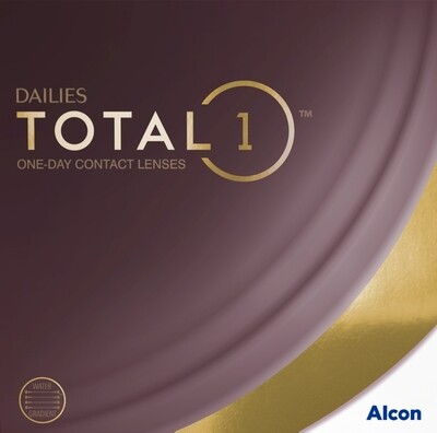 Dailies Total 1 (90-pack)