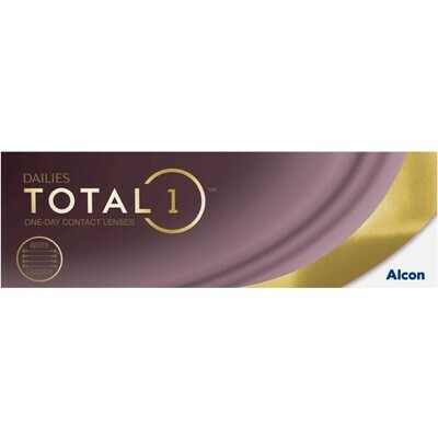 Dailies Total 1 (30-pack)