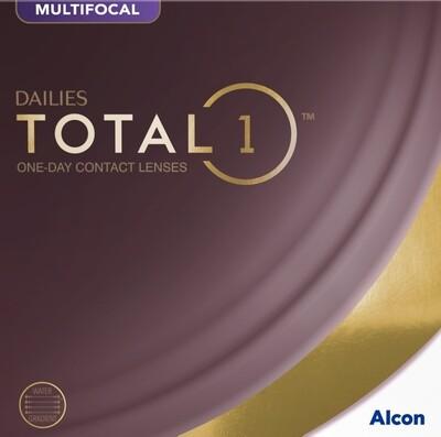 Dailies Total 1 Multifocal (90-pack)