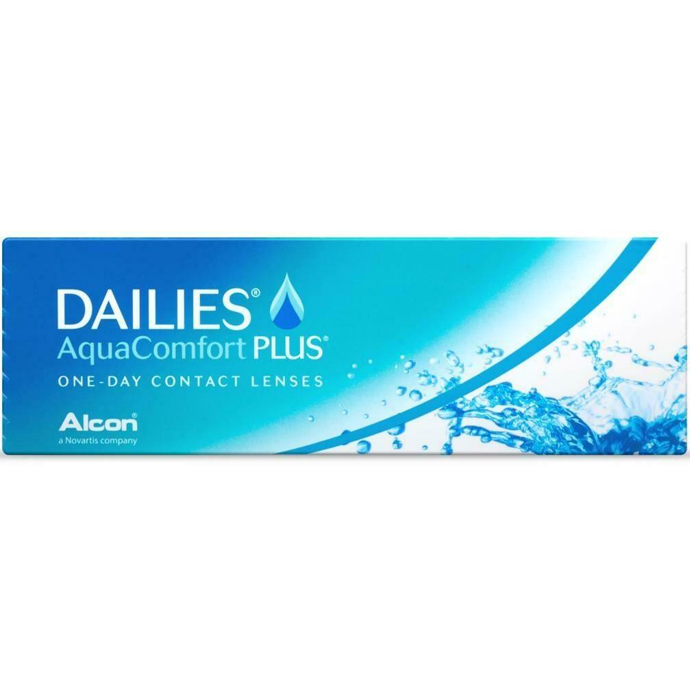 Dailies AquaComfort Plus (30-pack)