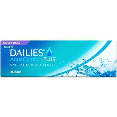 Dailies AquaComfort Plus Multifocal (30-pack)