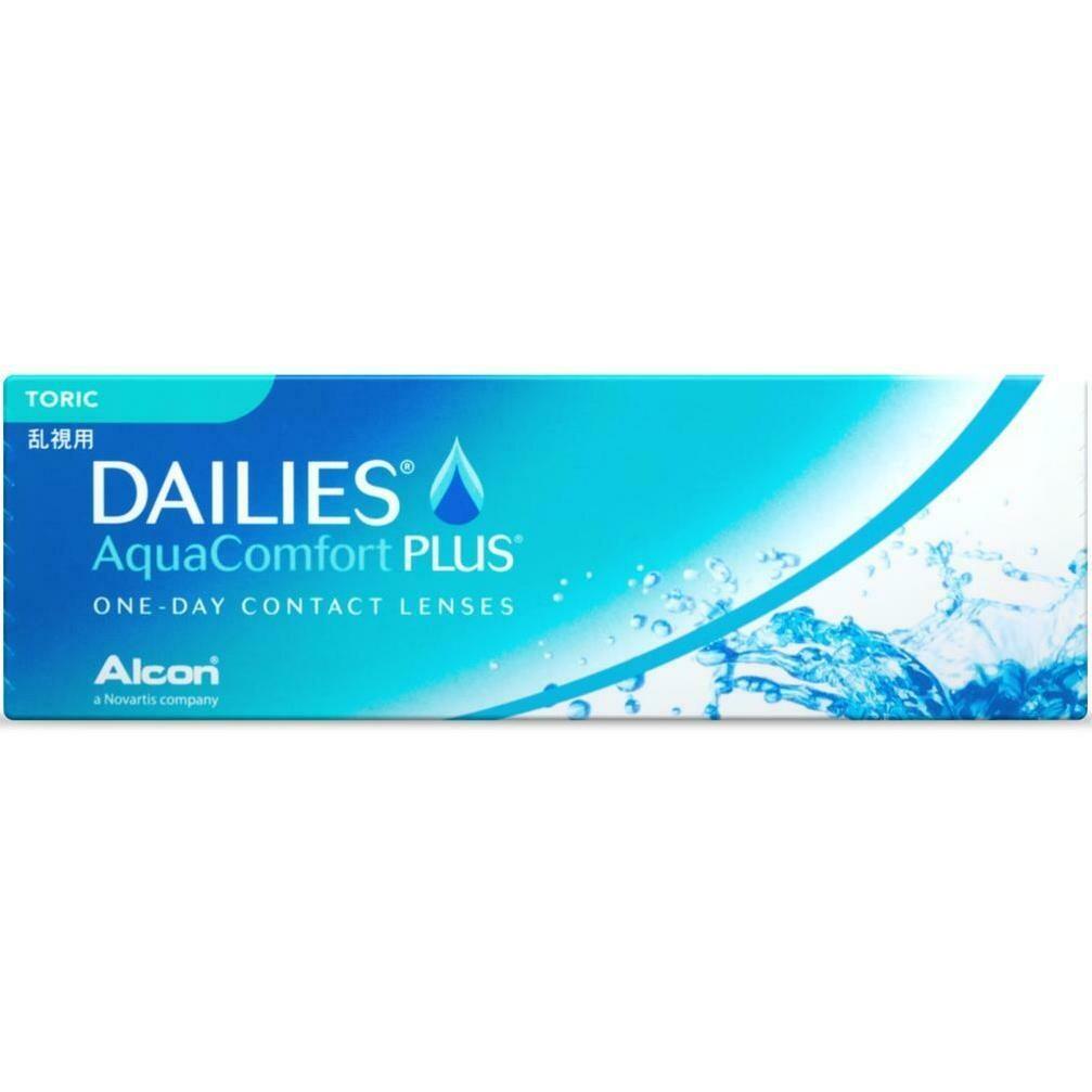 Dailies AquaComfort Plus Toric (30-pack)