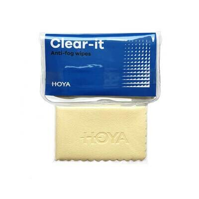Hoya Clear-it anti-fog cloth