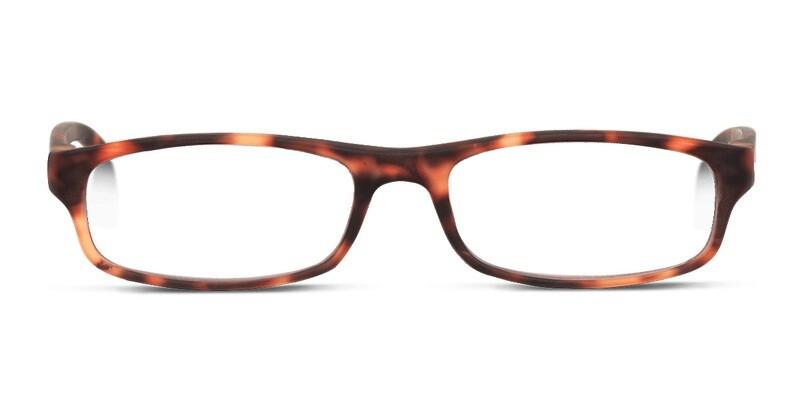Looplabb reading glasses l'Etranger turtle brown +3.50
