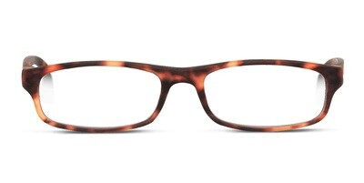 Looplabb reading glasses l'Etranger turtle brown S+3.50 dpt.
