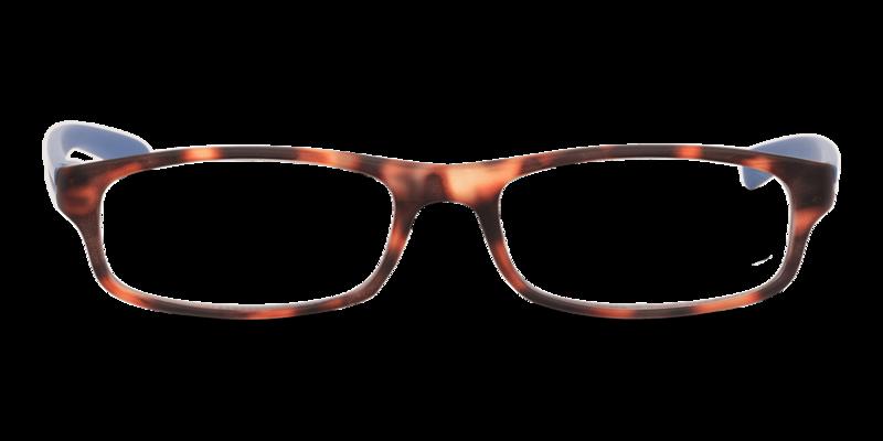 Looplabb reading glasses l'Etranger turtle brown/blue +1.00