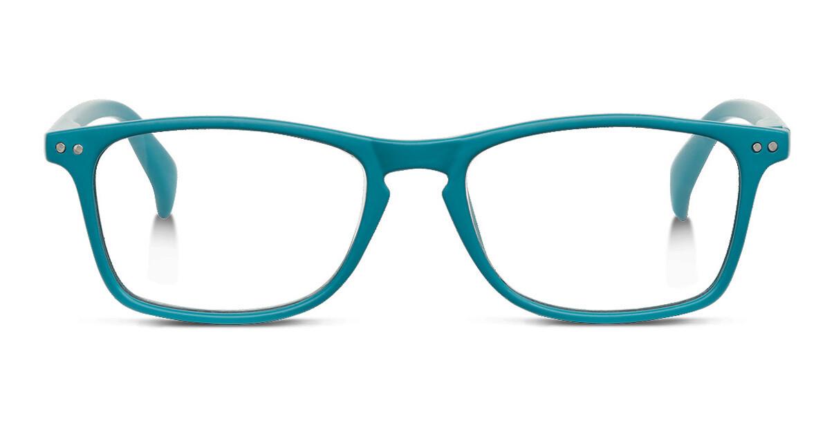 Looplabb reading glasses Legend petrol blue +1.00