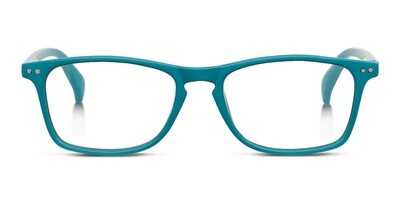 Looplabb reading glasses Legend petrol blue