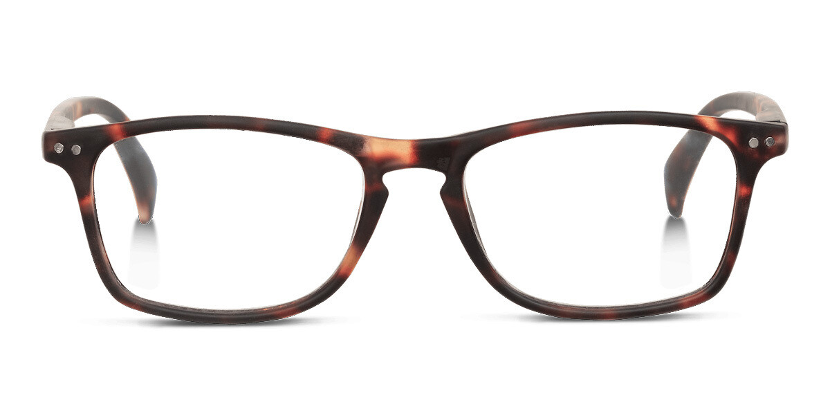 Looplabb reading glasses Legend turtle brown +3.50