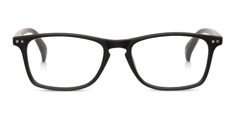 Looplabb reading glasses Legend black +2.50