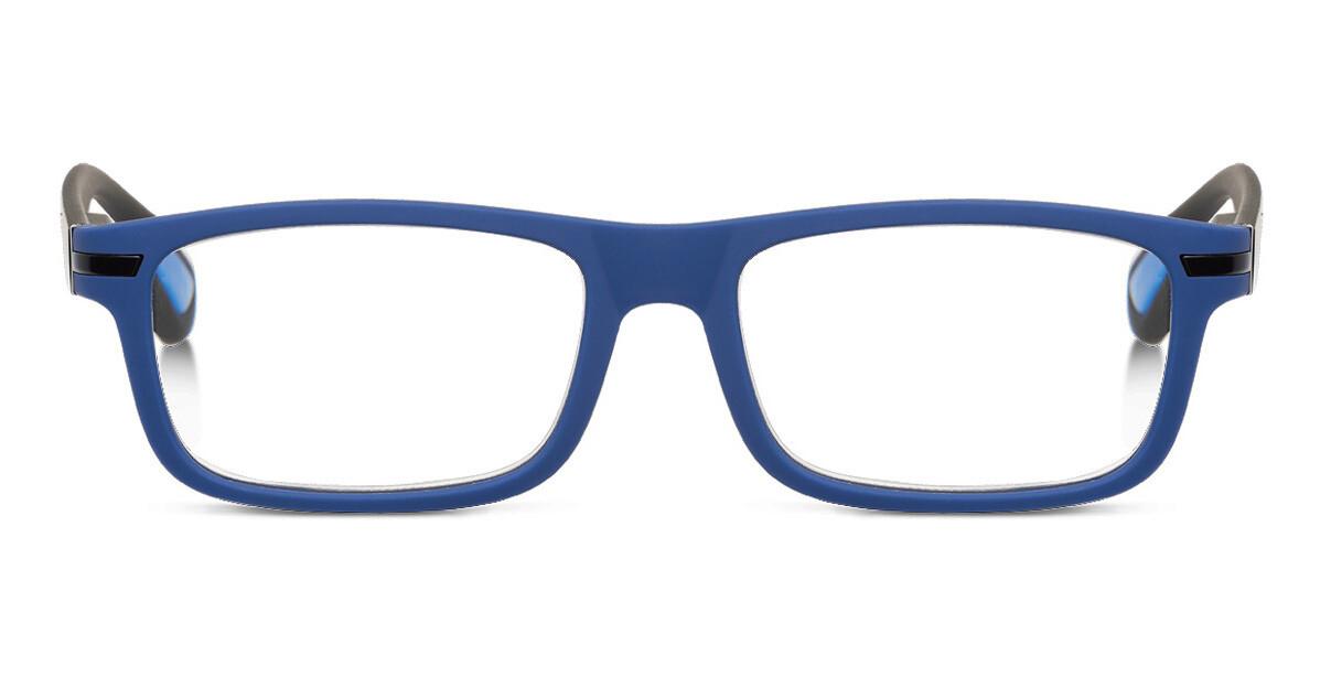 Looplabb leesbril Empress blauw