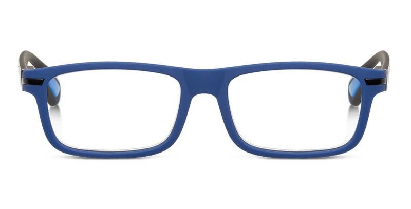 Looplabb reading glasses Empress blue +3.50