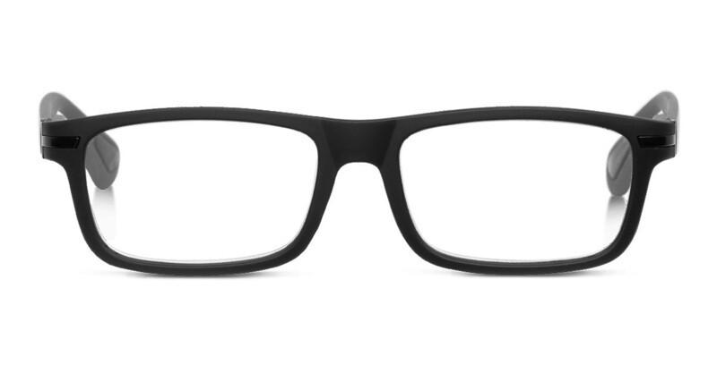Looplabb reading glasses Empress black +1.00