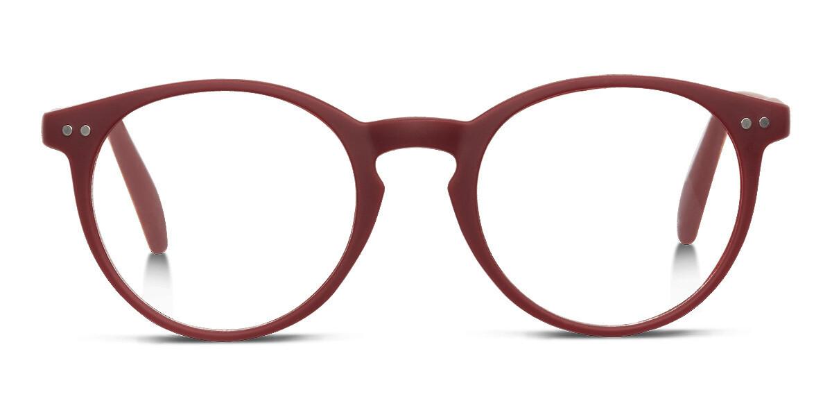 Looplabb leesbril Lolita warm bordeaux S+2.50