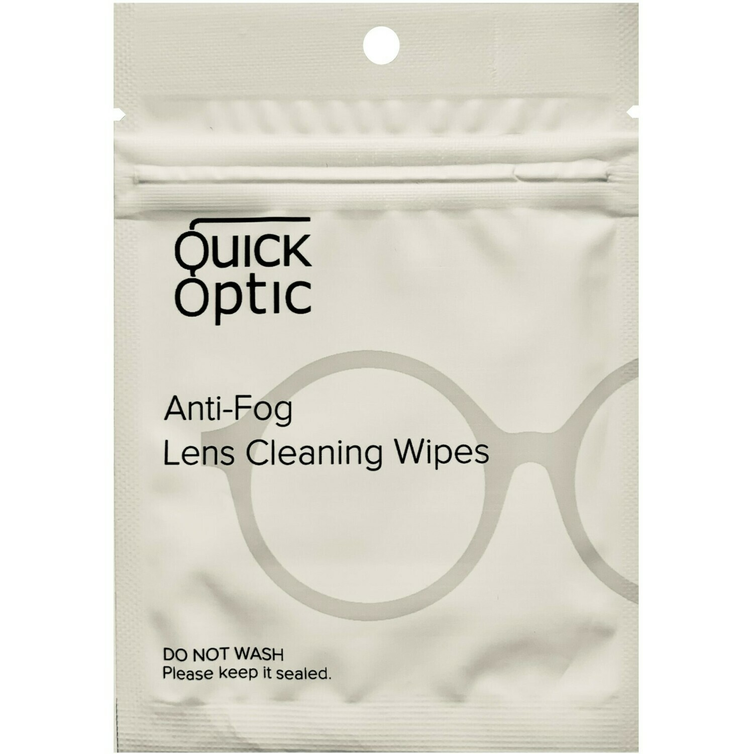 Quick Optic anti-fog microfibre cloth