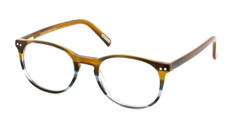 Reading glasses Frank and Lucie Eyecon FL12900 Deja Blue +2.00