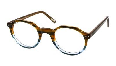 Reading glasses Frank and Lucie Eyecube FL17700 deja blue +2.00