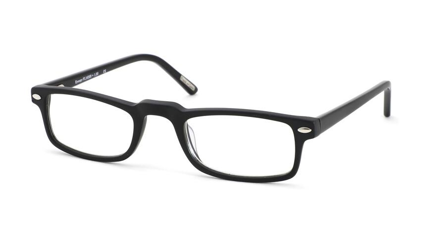 Frank and Lucie leesbril Eyespy FL16300 black dust +3.00