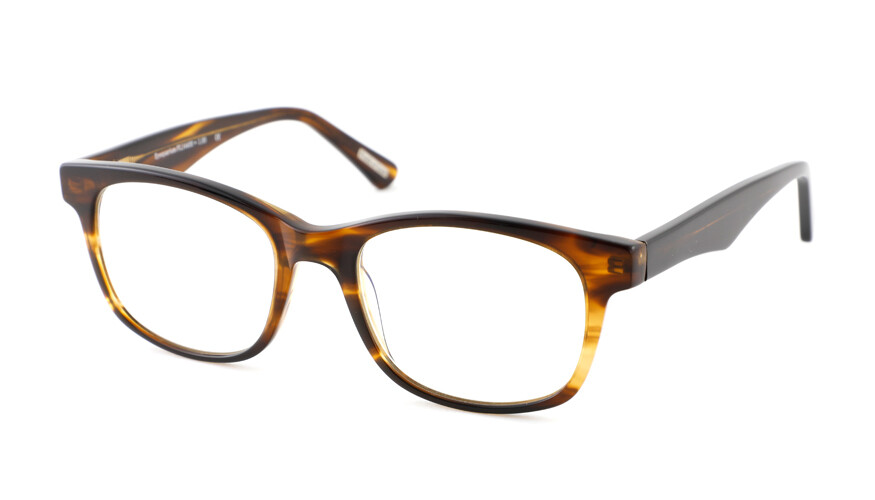 Frank and Lucie leesbril Eyequarium FL14400 amberbruin +1.50