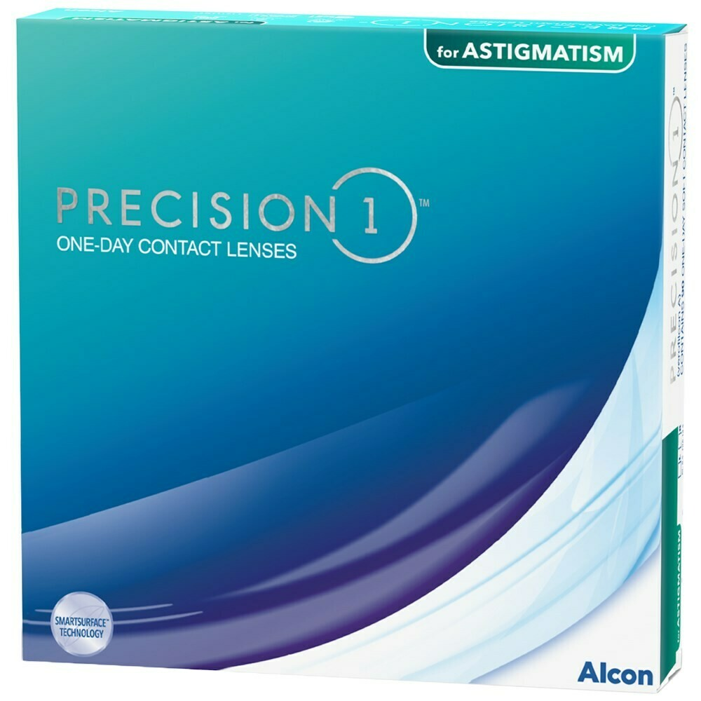 Precision 1 for Astigmatism 90-pack