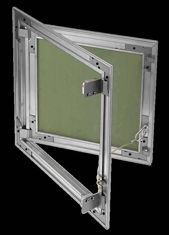 Люк ревизионный Maxitech 600x1200 (алюм.)