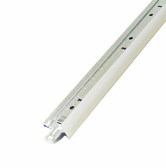 Профиль T-24 NORMA белый матовый L=3.70 (мет.)
