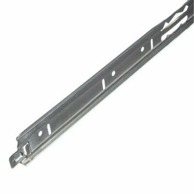 Профиль T 15/38 GL A903оц белый L=3.70 (мет.)