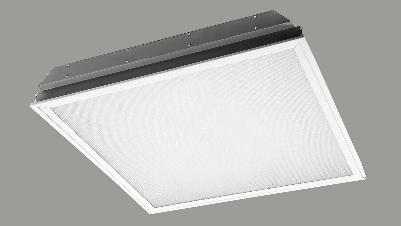 Светильник RPA LED 2860лм встраиваемый с призматическим рассеивателем в рамке