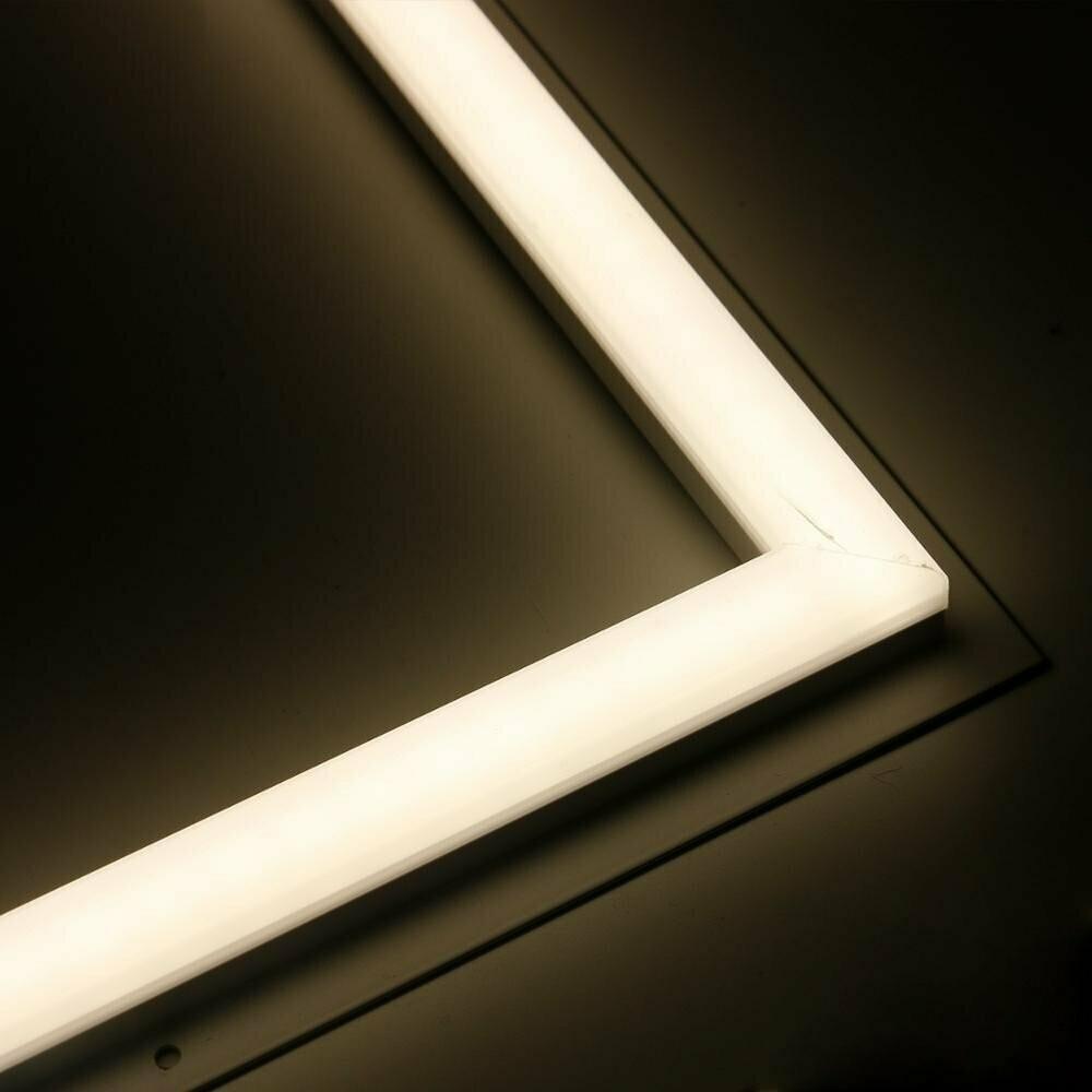 Светильник RAMKA LED Албес 3000Лм/6500К рассеиватель ОПАЛ