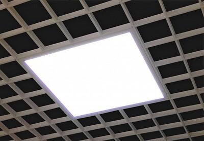 Светильник ULTRA LIGHT LED Албес 3420Лм/4000К рассеиватель ОПАЛ для грильято
