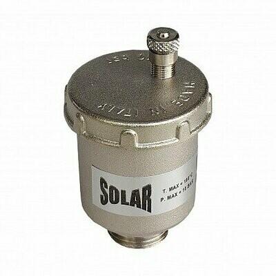 "Aerisitor automat solar 1/2"""